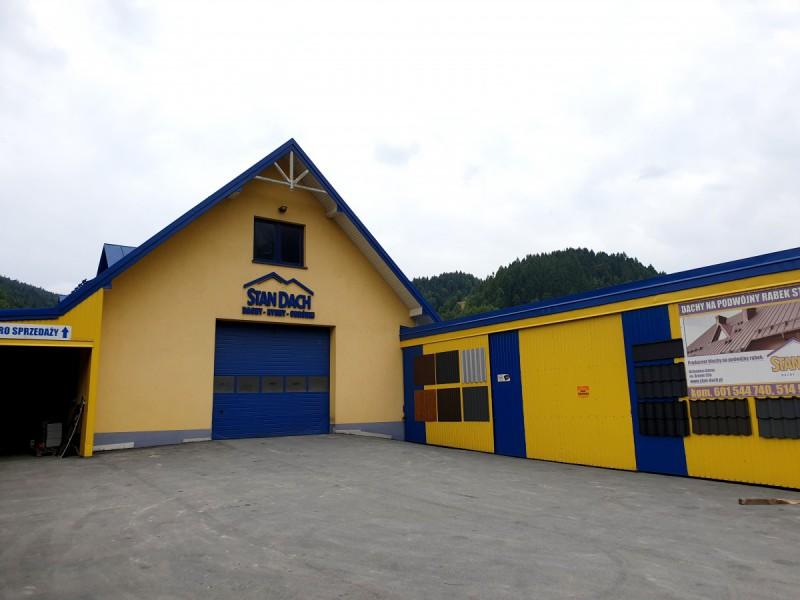 Stan dach - siedziba 2