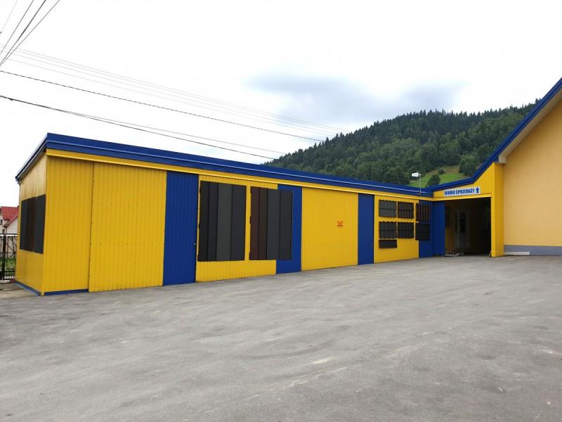 Stan dach - siedziba 3